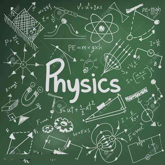 جزوه فیزیک 1 مبحث نور و شکست نور ( اینه تخت )